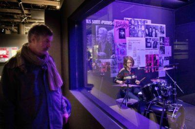 vernissage euro punk cite de la musique