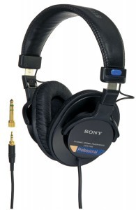 SONY+CASQUE+MDR+7506