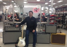 Shane Nicholas (Product Manager for Fender Amps) – Interview