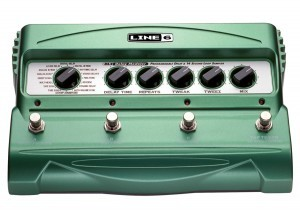 LINE6+DL4+DELAY+MODELER