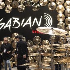 NAMM 2020 - Jour 4, batteries et percussions