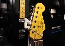Fender Custom Shop : du neuf en haut de la gamme