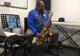 Pee Wee Ellis (saxophoniste) – Interview