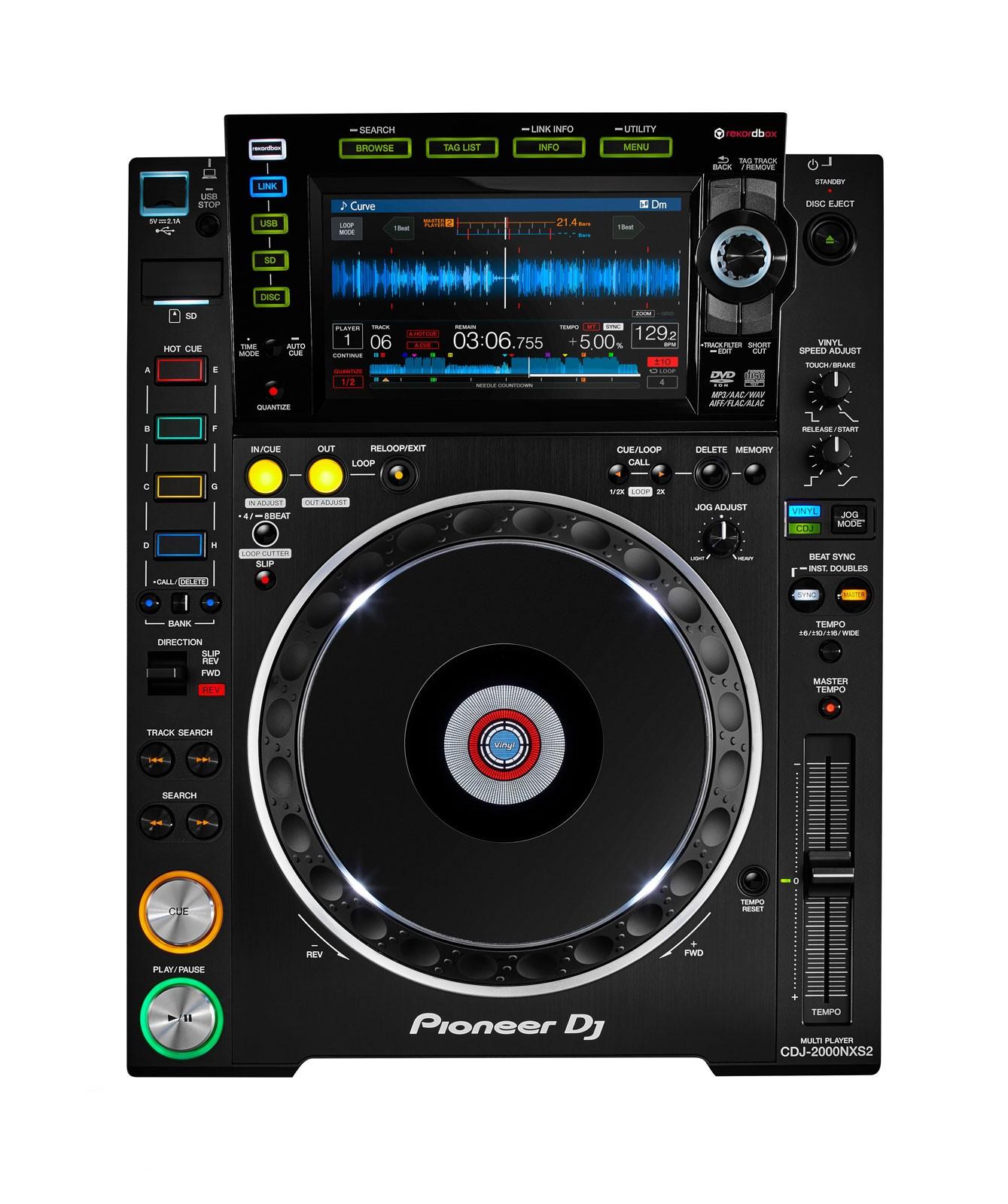 PIONEER+CDJ+2000+NEXUS+2