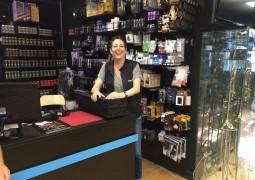 Susan McCarthy (Responsable du Woodbrass Store cuivres et bois) – Interview